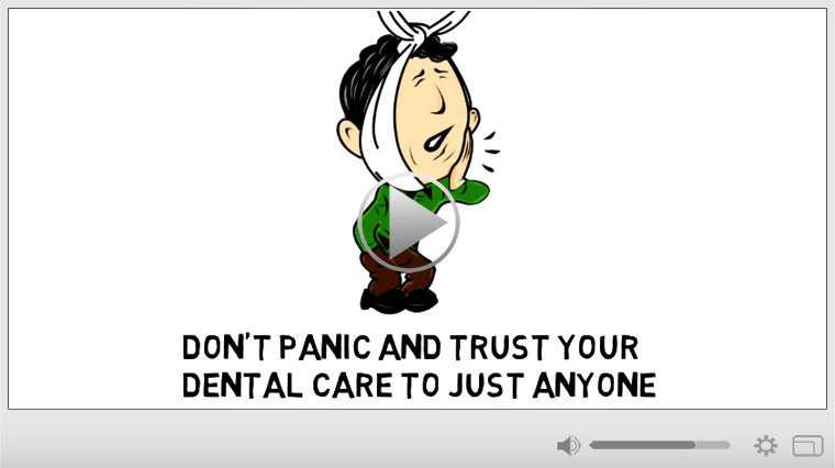 Dental Care Whiteboard Video Commercial