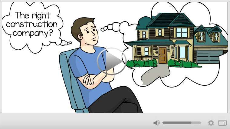 Home Improvement Services Whiteboard Video Commercial