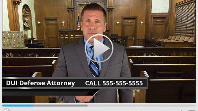 DUI Attorney Spokesperson Video