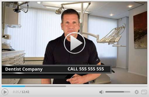 Dental Practice Spokesperson Video