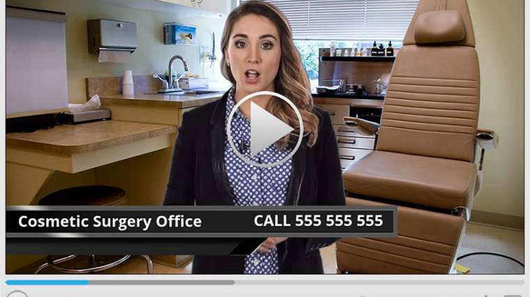 Cosmetic Surgery Spokesperson Video
