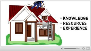 Done For You Roofing Business Whiteboard Video