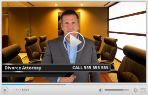 Done For You Divorce Attorney Spokesperson Video Commercial