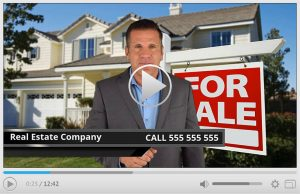 Done For You Real Estate Company Spokesperson Video Commercial