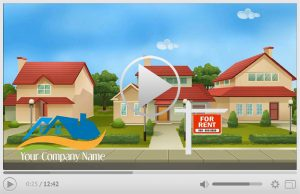 Property Rental Animation Video Commercial