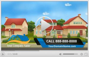 Real Estate Animation Video Commercial